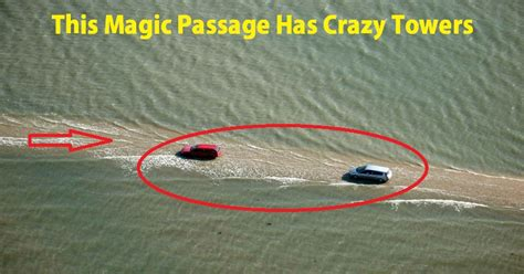 This Crazy Passage In France Disappears Underwater Twice A Day