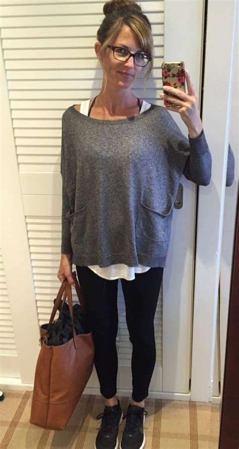 What Wore Wear The Plane Grey Sweater