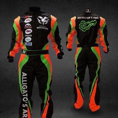 custom kart suits  racegear