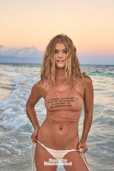 nina agdal sports illustrated swimsuit issue hot sexy