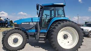 Used 1998 New Holland 8870 Tractor For Sale