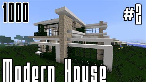 Moderne Häuser Bauen In Minecraft by Minecraft Tutorial Modernes Haus Bauen Ideen Rund Ums Haus