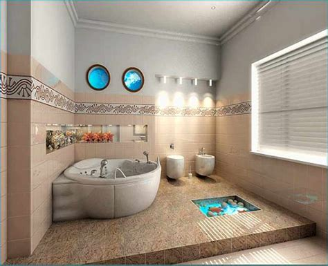 ways    mermaid themed bathroom