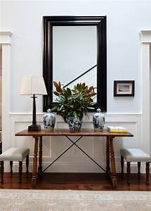 Beautiful Entries Entryway Foyer Love The Mirror Table