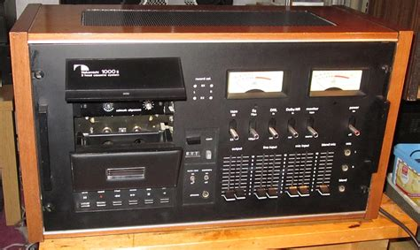 Nakamichi 1000 Cassette Deck by Tell Us About Your Stereo Page 58 Classic Rock Forum