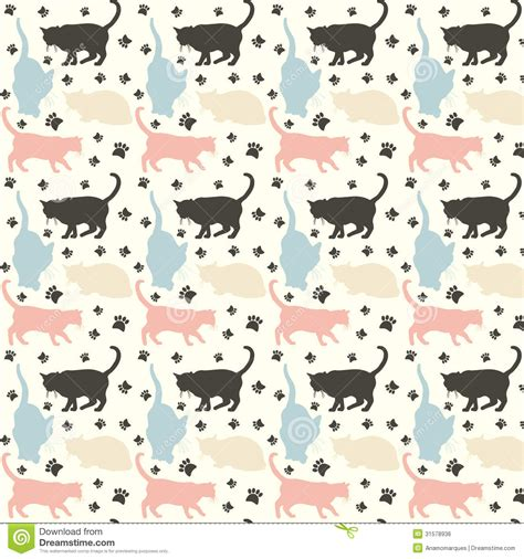 cat print iphone 6 cats pattern royalty free stock image image 31578936