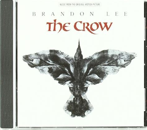The Crow: Original Motion Picture Soundtrack Health Beauty
