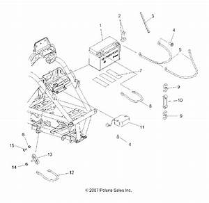 Polaris 525 Outlaw Wiring Diagram