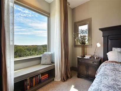 Window Seat Simple Minimalist Bedroom Seating Master