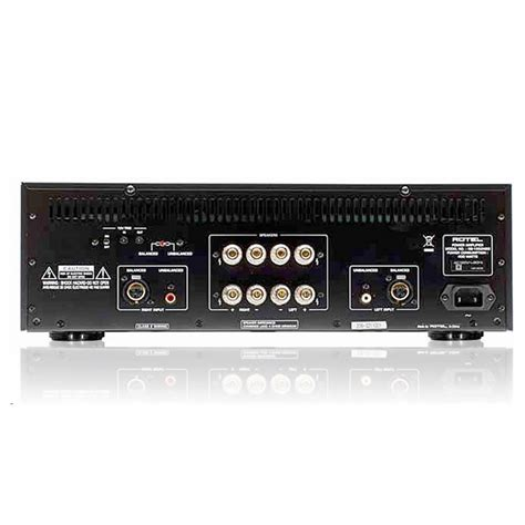 Rotel RB1552 MKII Power Amp - Amplifiers