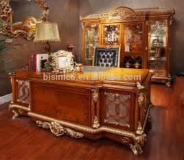 bureau style baroque français style baroque de luxe bureau de direction