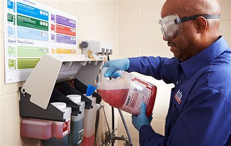 Cleaning Chemicals Dispenser   Cleaning Chemicals Service