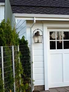 10 garage lighting ideas hgtv With outdoor lighting ideas for garages