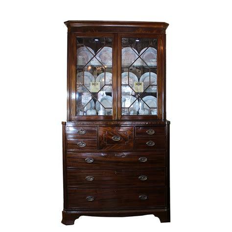 mahogany bureau top