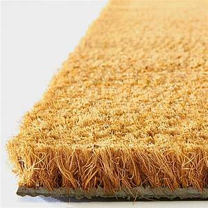 paillasson coco With tapis coco sur mesure