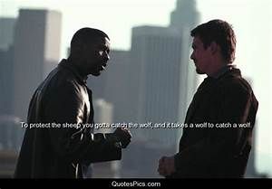 Denzel Washington Training Day Quotes. QuotesGram