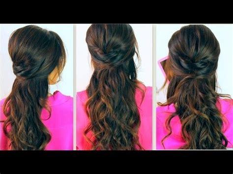 cute hairstyles    pencil long hair tutorial