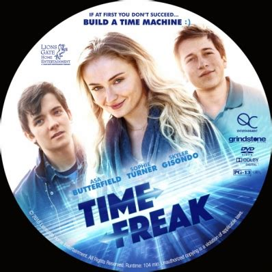 time freak dvd covers labels  covercity