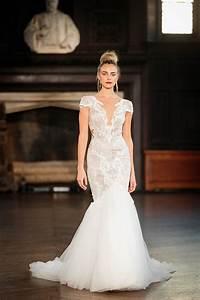 berta fall 2017 new york bridal fashion week chic With israeli wedding dress designer