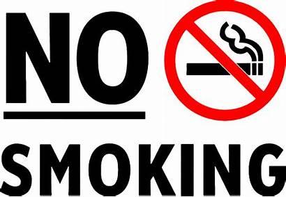 Smoking Signs Safety