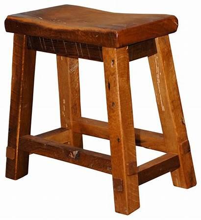 Bar Stools Rustic Counter Barn Wood Height