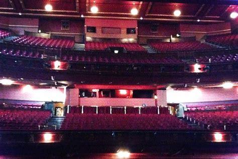 edinburgh playhouse theatre  review