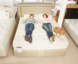 Buying a mattress can be a little awkward from overalls for Bed buying advice
