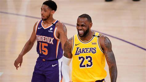 Lakers vs. Suns score, takeaways: LeBron James, Anthony ...