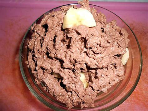 recette de dessert bananes chocolat