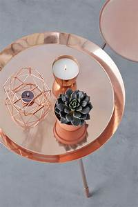 Table Basse Cuivre Rose : esprit table basse home decoration maison et d co maison ~ Melissatoandfro.com Idées de Décoration