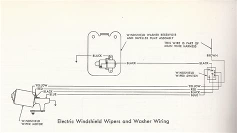 70 Chevy Wiper Motor Wiring by 70 Chevy Wiper Motor Wiring Chevy Wiring Diagram Images