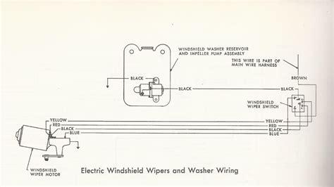 prestolite wiper motor wiring diagram 1970 prestolite wipers switch wiring the amc forum
