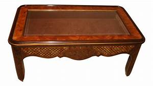 elegant curio coffee table sarjaopascom sarjaopascom With curio coffee table