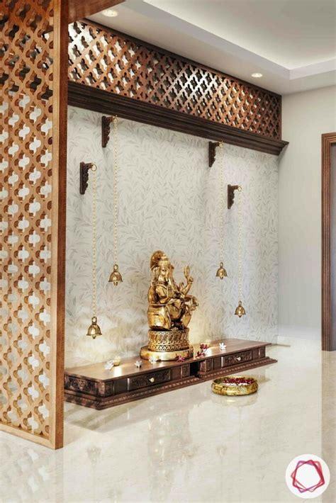 wooden temple ideas  mandir design  home temple