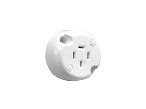 ls with electrical outlets in base clipsal 410 single socket outlet 500vac 10a 4 pin white electric