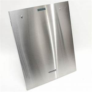 Dishwasher Door Outer Panel