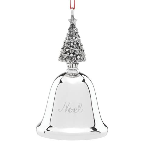 2016 bells on christmas reed and barton noel bell 2016 christmas ornament musical bell