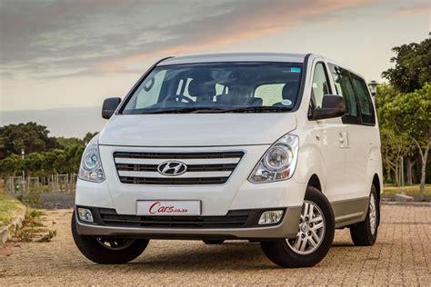 Review Hyundai H1 by Hyundai H 1 2 5 Vgti 9 Seater 2016 Review Cars Co Za