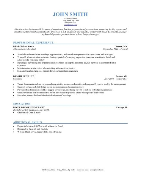 View Resume by View Resume