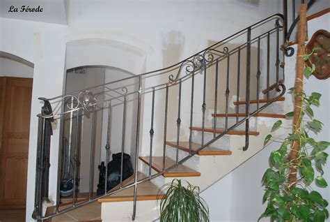 garde corps d escalier garde corps et re d escalier raisin en fer forg 233 sur mesure la ferode