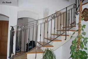 garde corps escalier en fer forge atlubcom With chambre bébé design avec bouquet de mariée pas cher fleur naturel