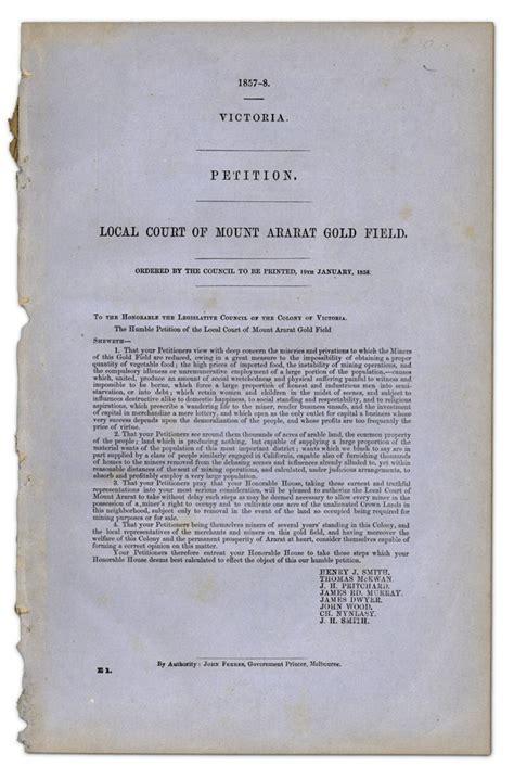 online offender maps mt ararat petition local court of mount ararat gold field mount