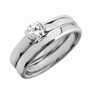 Lovely Wedding And Engagement Ring Sets Uk