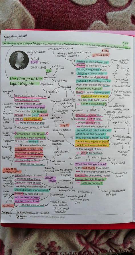 charge   light brigade   english literature