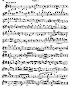 Image Gallery mozart sheet music