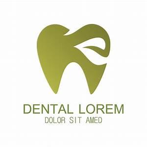 Tooth dental logo vector - Vector Logo free download