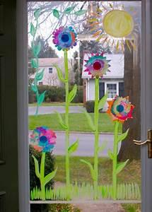 Wasser Am Fenster : diy projekte fr hlingsdeko basteln mit kindern ~ Markanthonyermac.com Haus und Dekorationen