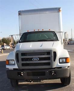 2004 Ford F650 Super Duty 26 U0026 39  Box Truck