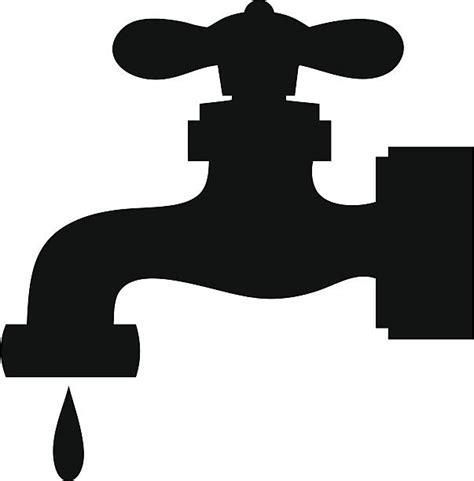 water faucet clip art vector images illustrations istock