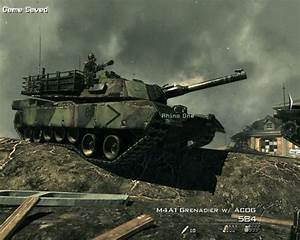 General Dynamics M1A1 39Abrams39 In Call Of Duty